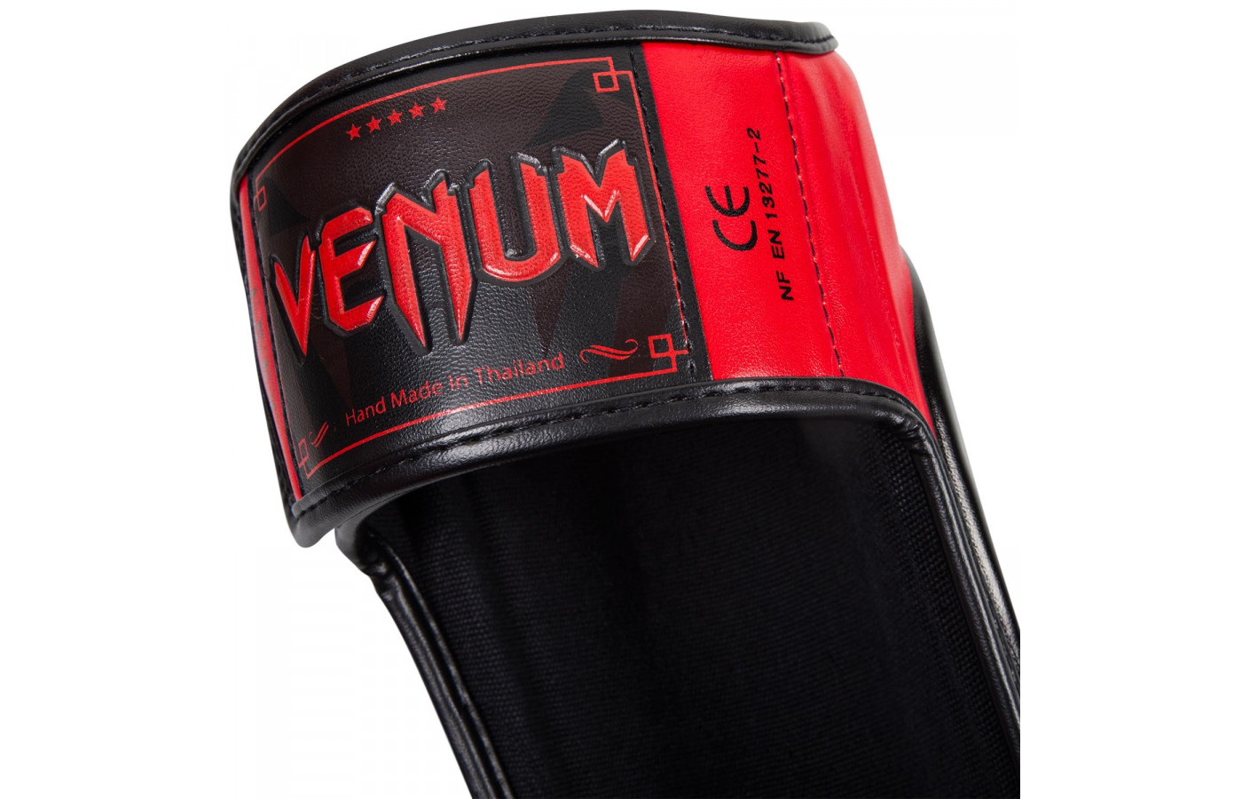 venum predator stand up shin guards closure
