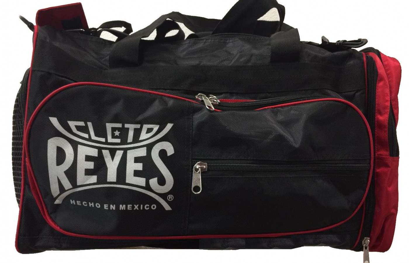 cleto reyes gym bag front (2)