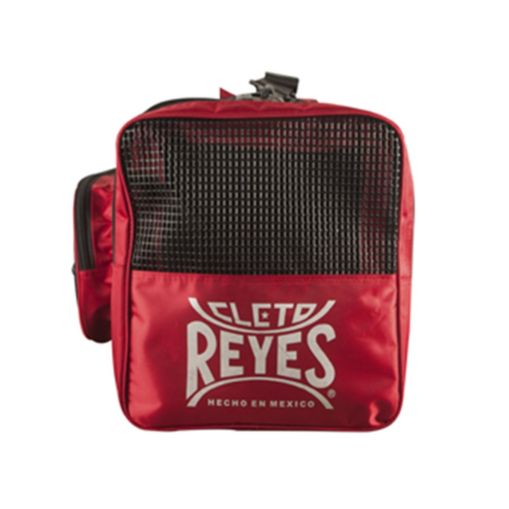 cleto reyes gym bag red side