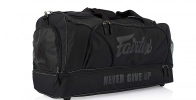 An In Depth Review of the Fairtex Equipment Gym Bag in 2019