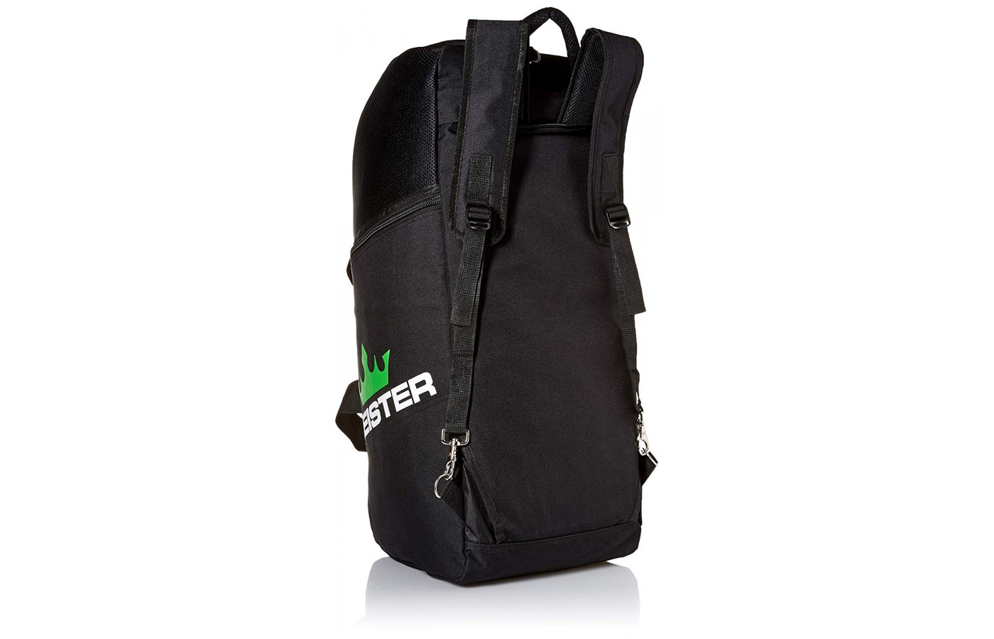 meister vented converible as backpack