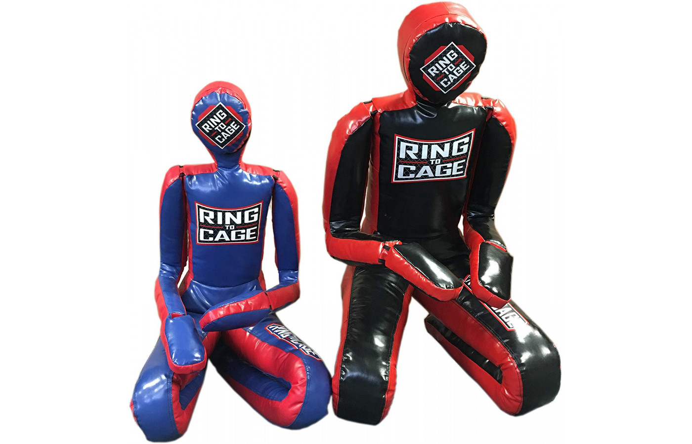 Ring to Cage Deluxe Grappling Youth and Adult Front