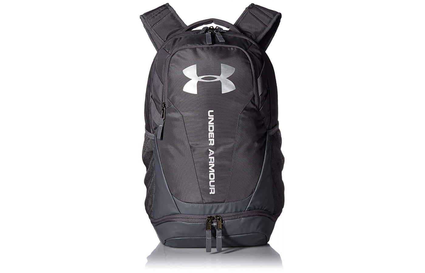 under armour hustle 3.0 front
