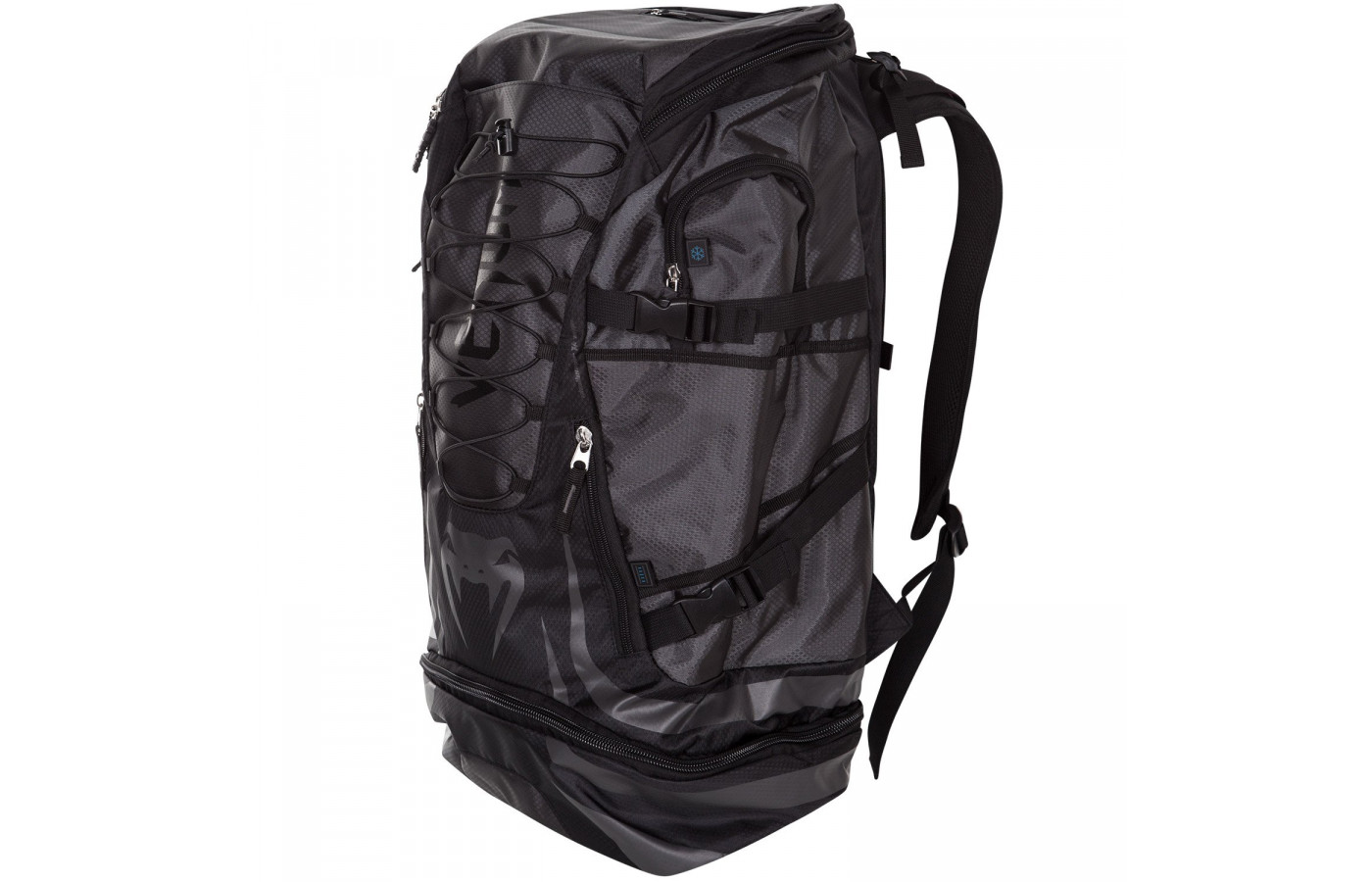 venum challenger xtreme backpack black angle
