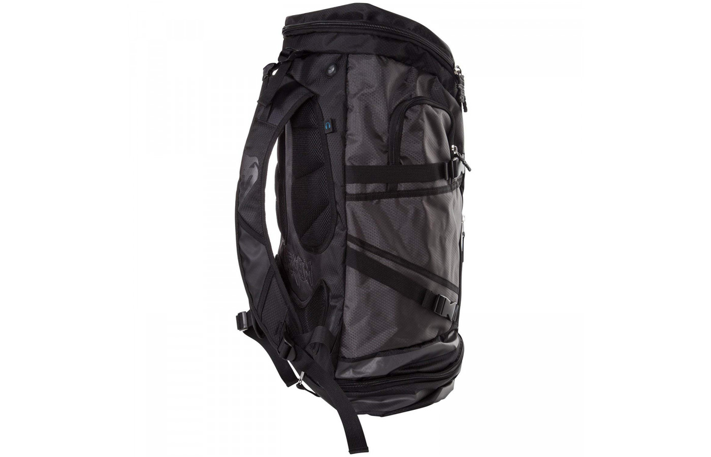 venum challenger xtreme backpack black back angle