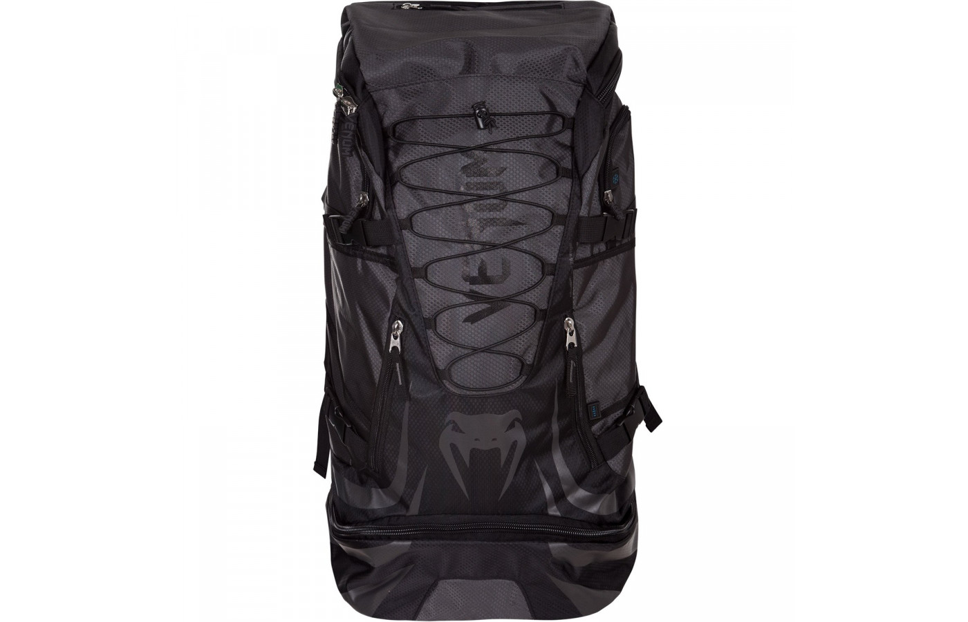 venum challenger xtreme backpack black front (2)