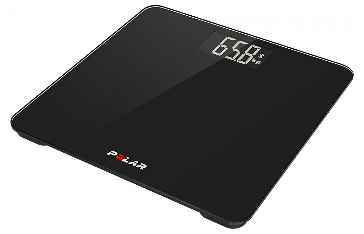 Polar Balance Connected Smart Scale angle