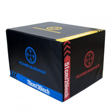 Power Guidance Plyo Boxes