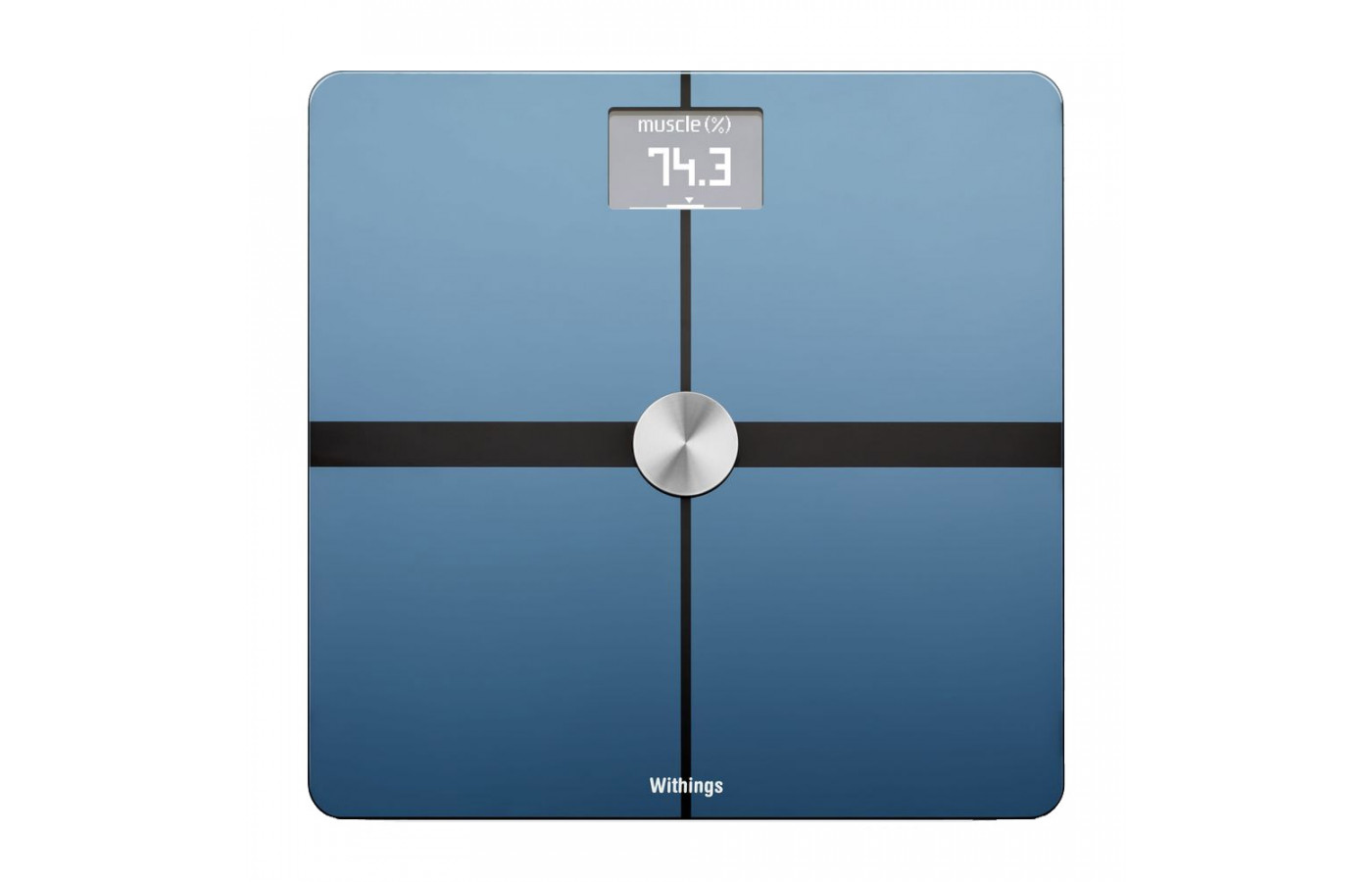 withings body+ scale front