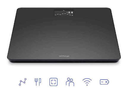 Withings Body Composition Wi-Fi Scale 3