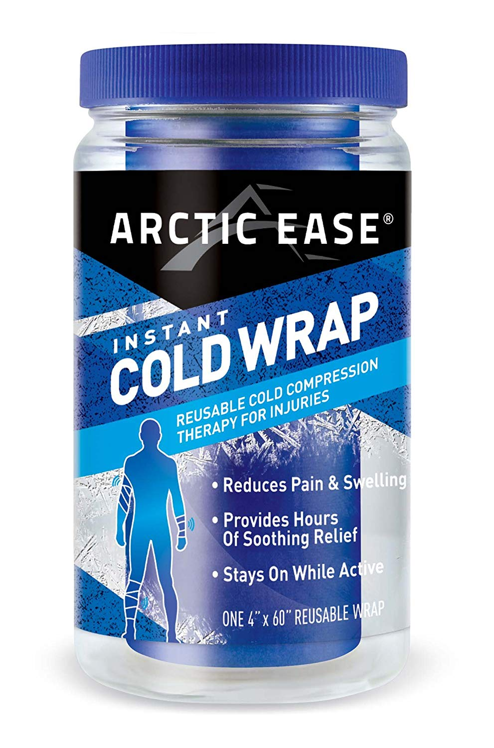 Arctic Ease Cold Wrap container