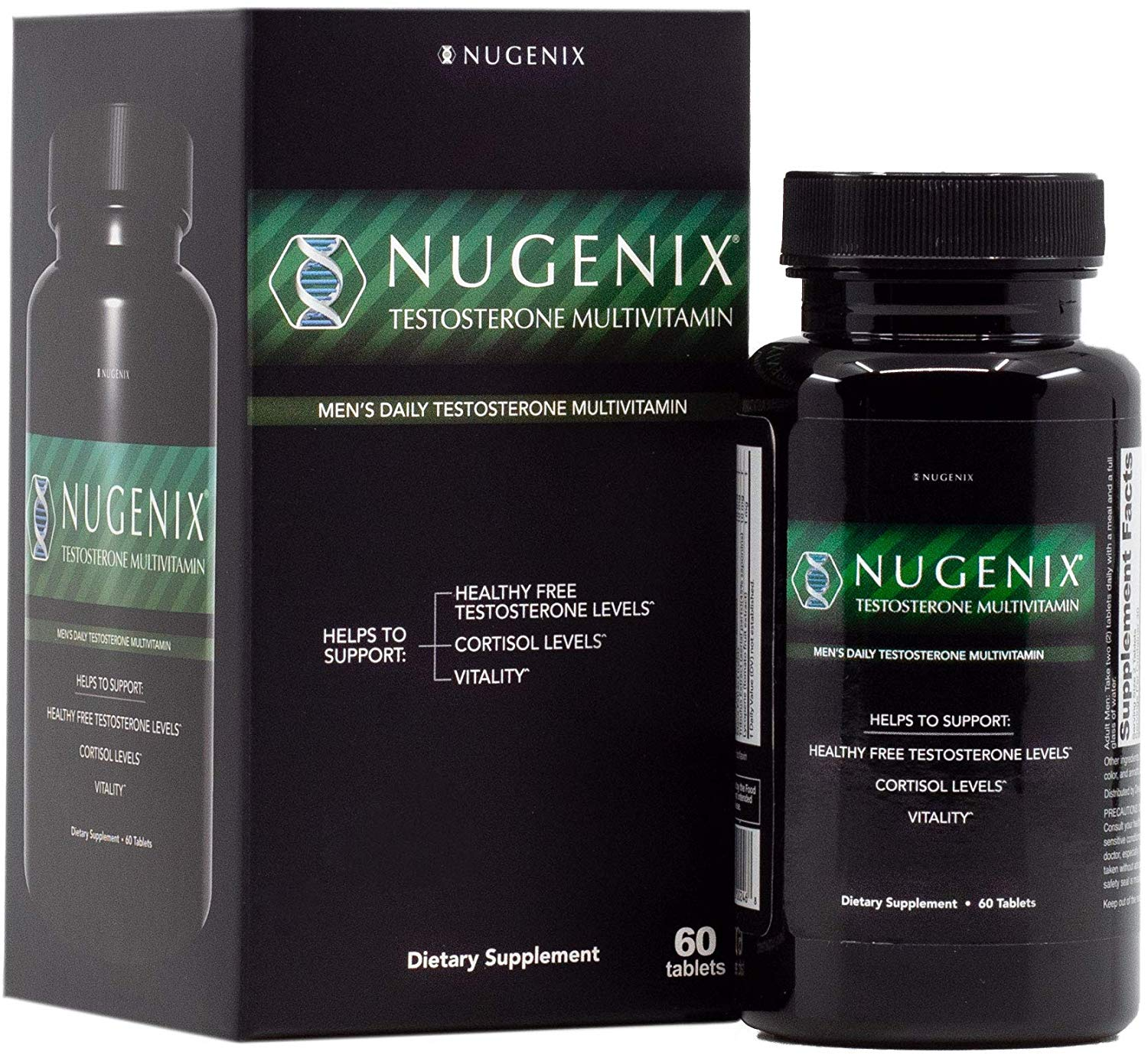 Nugenix Men's Daily Testosterone package