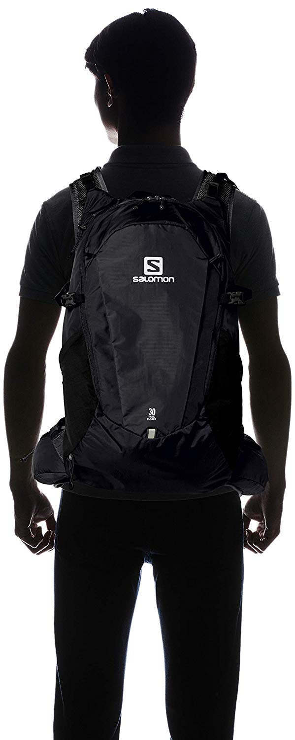 salomon trailblazer wearing