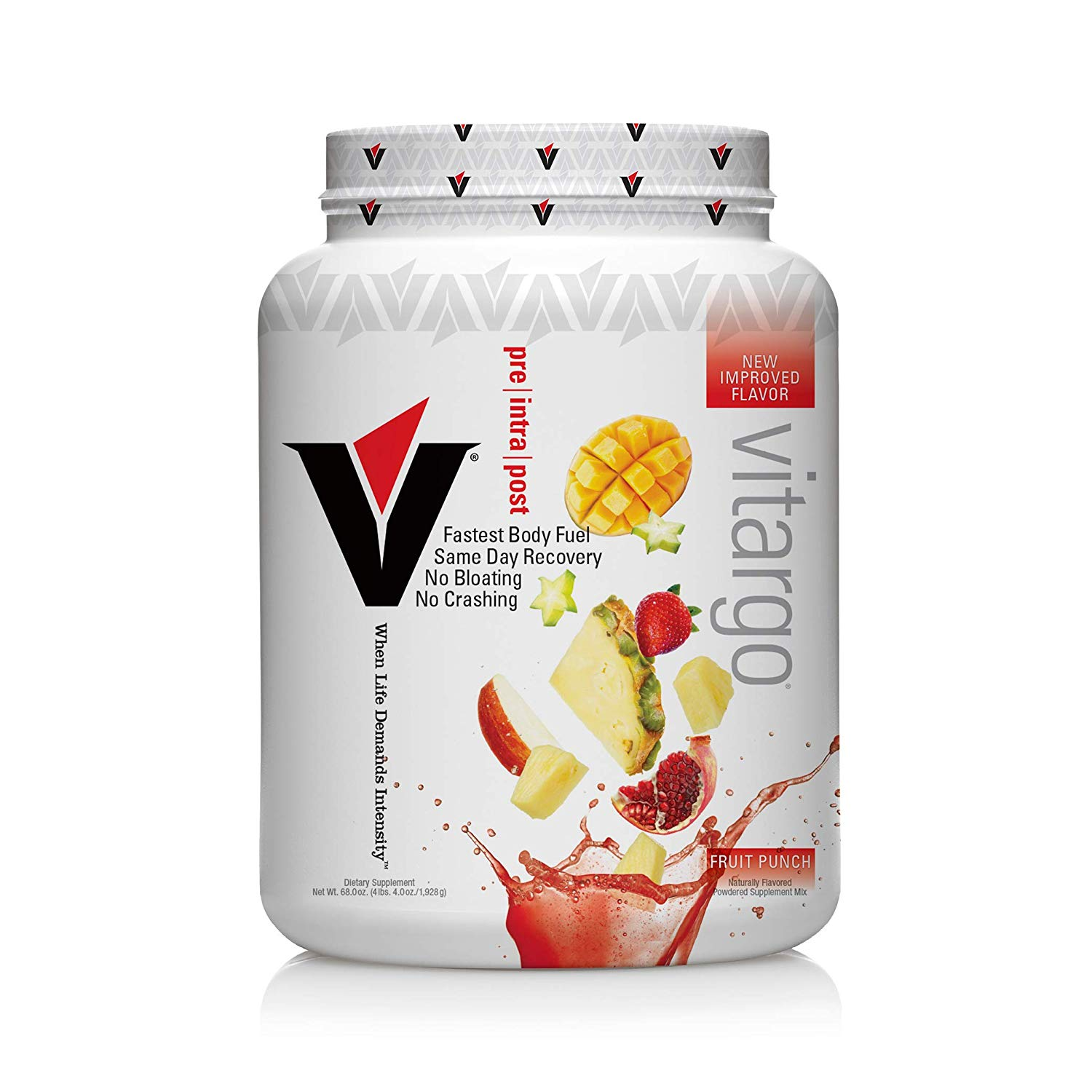 Vitargo Carbohydrate Powder front