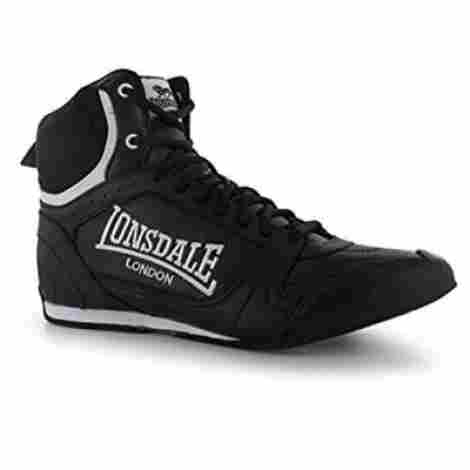 9. Lonsdale Lace-Up