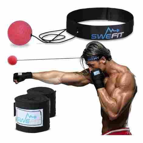 3. Swe Fit Boxing Ball