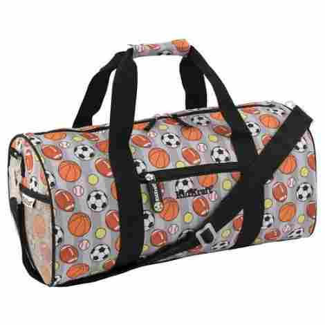 9. KidKraft Sports Duffle Bag