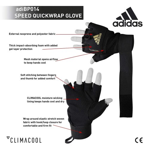 Adidas-Quick Wrap-best-adidas-gloves-reviewed