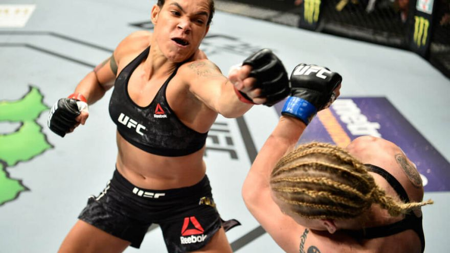 An in depth guide on Amanda Nunes in 2018