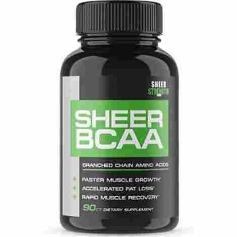 6. Sheer Strength Lab BCAA