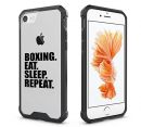 Boxing Eat Sleep Repeat boxing phone cases image