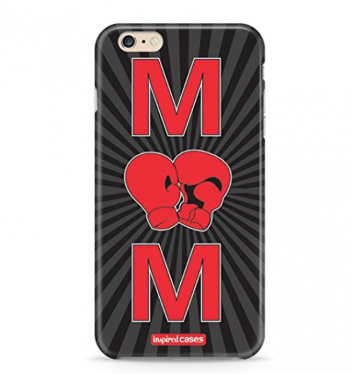 Mom case boxing phone cases image