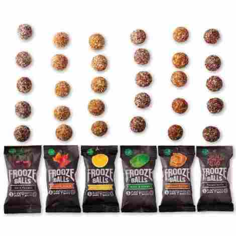 6. Frooze Balls Fruit & Nut