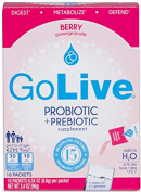 GoLive Berry