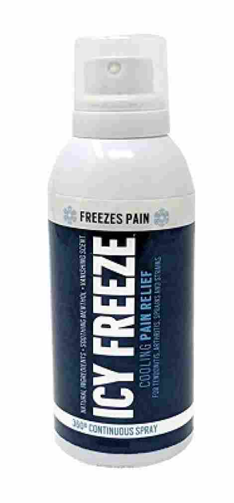 1. Bio Freeze Cold Therapy