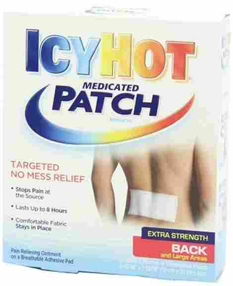 2. Icy Hot Extra Strength
