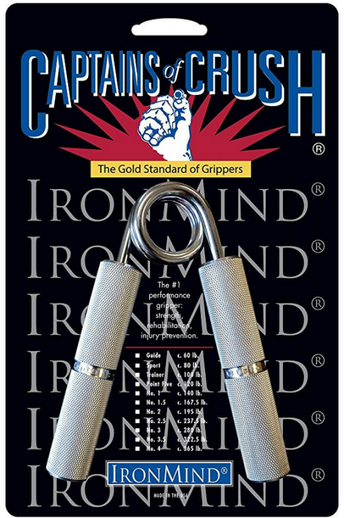IronMind Captains of Crush Hand Strengtheners