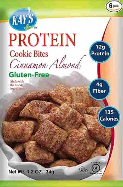 2. Protein Cookie Bites