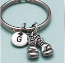 Boxing Gloves With Monogram