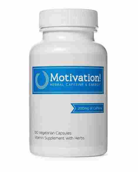 7. Motivation! Herbal Caffeine