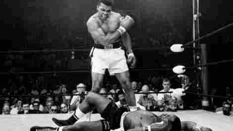 2. Ali vs Liston First Minute