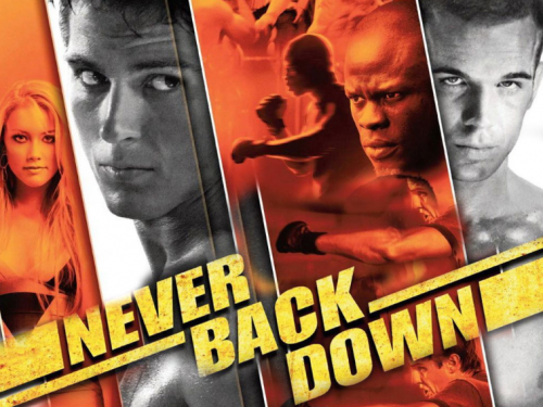 Never Back Down best fighting movies