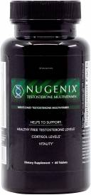 Nugenix Men's Daily Testosterone bottle