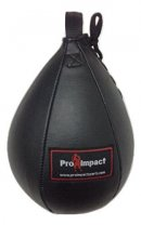 image of Pro Impact Genuine Leather best speed bag