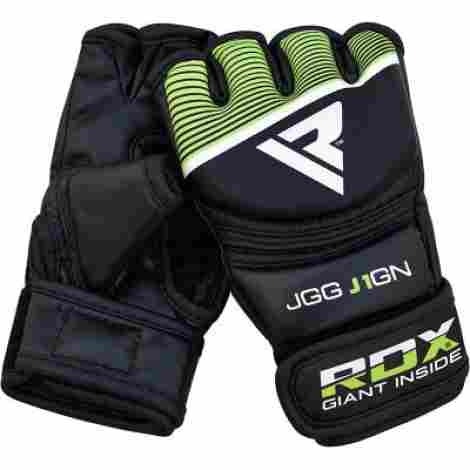 2. RDX Grappling Gloves