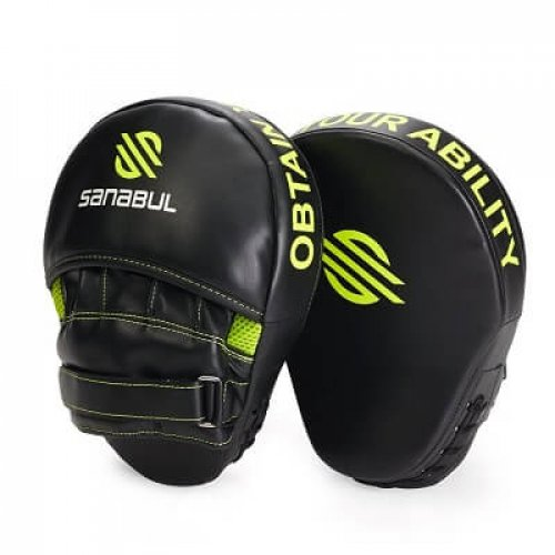 Sanabul Essential Curved Punching Mitts