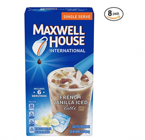 Maxwell House Iced Latte