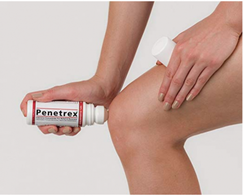 Penetrex Pain Relief Roll-On Fighting Report