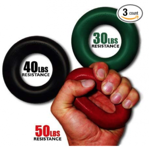 GripPro Gripper Hand Strengtheners Fighting Report