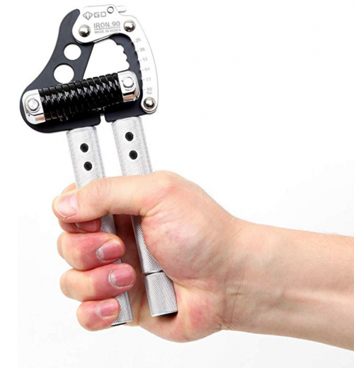 GD Iron Grip Hand Strengtheners Fighting Report