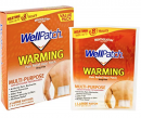 WellPatch Heat Therapy Fighting Report