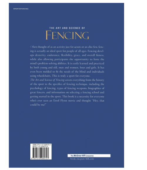 The Art and Science of Fencing Fighting report