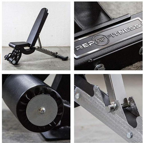 Rep Adjustable Bench – AB-3000 FID – 1 fighting report