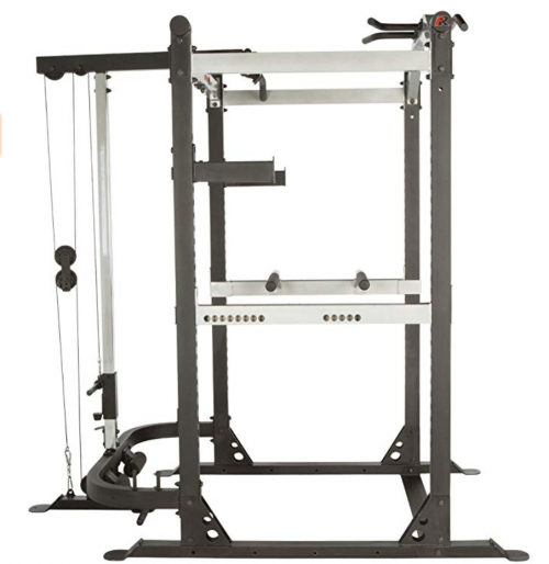 Fitness Reality X-Class Light Commercial High Capacity Olympic Power Cage fighting report