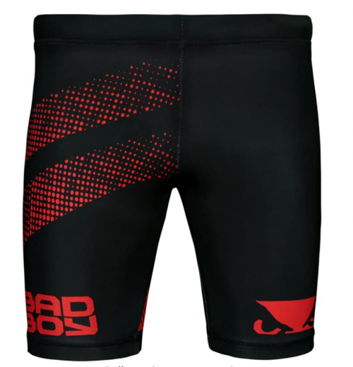 Bad Boy Classic Polyester Competition MMA Mixed Martial Arts Vale Tudo Shorts