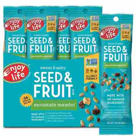 4. Enjoy Life Seed & Fruit Mix